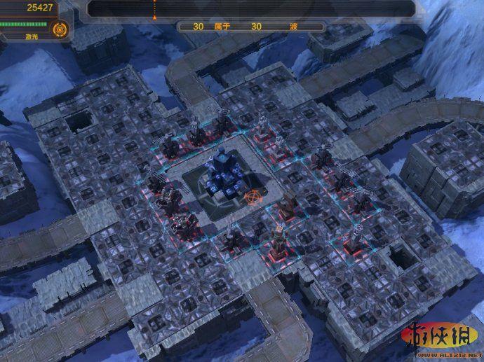 防御阵型:边陲全金牌图文攻略